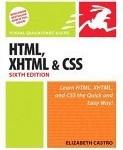 HTML, XHTML & CSS