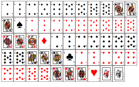 Intellectual Pirates 187 Deck Of Playing Cards In Javascript